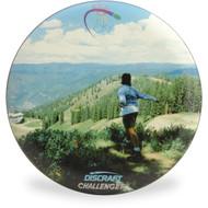 DISCRAFT DISC GOLF ESP CHALLENGER 2001 KISS THE SKY 173g