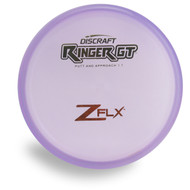 DISCRAFT Z FLX RINGER GT DISC GOLF PUTTER AND APPROACH