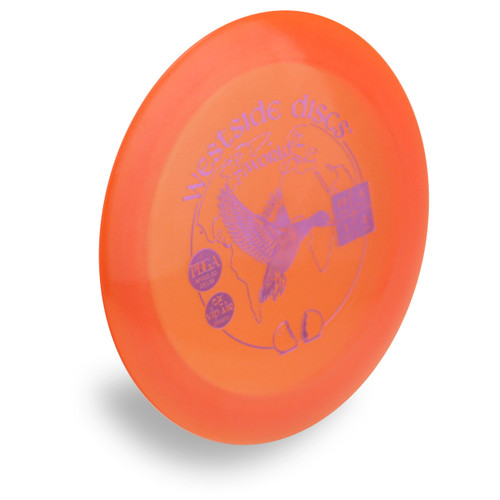 WESTSIDE VIP AIR WORLD DISC GOLF DRIVER