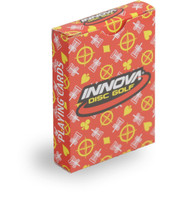 INNOVA DISC GOLF PLAYING CARDS DECK