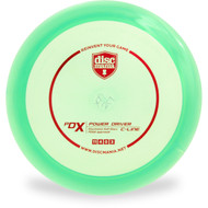 Discmania C PDX Disc Golf Driver Green Front View
