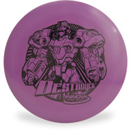 Innova STAR DESTROYER - XXL STAMP 10th Anniversary 171g Black on Purple