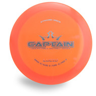 DYNAMIC LUCID CAPTAIN DISC GOLF DRIVER