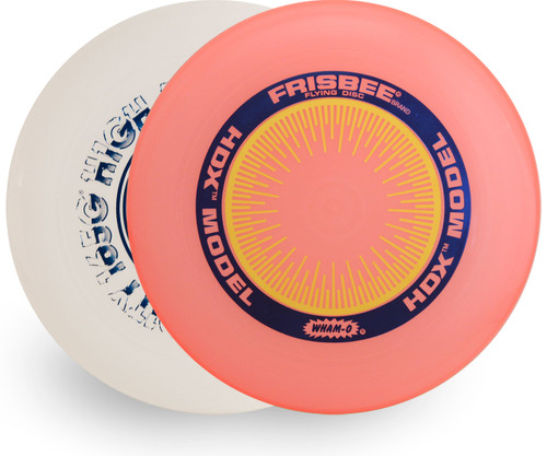 Wham-O FREESTYLE FRISBEES 2 Pack - HDX & HIGH RIGIDITY Set
