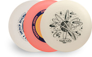 Wham-O UMAX FRISBEE 3 Pack åäÌÝÌÕ Set of HDX, GLOW & HIGH RIGIDITY (Asst Colors)