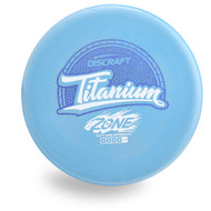 DISCRAFT TI ZONE PUTTER DISC GOLF DISC