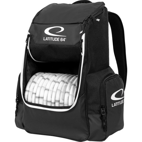 Latitude 64ÌÎå«Ì´Ì CORE BACKPACK DISC GOLF BAG BLACK