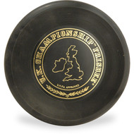 WHAM-O UK CHAMPIONSHIP LICENSED FRISBEE DISC