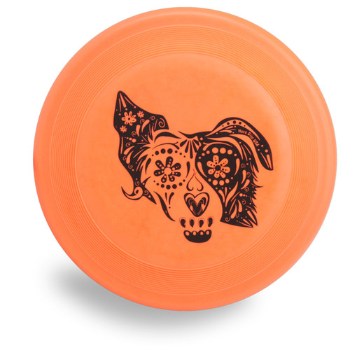 "Innova HERO 235 AIR ""Dia De Los Perros"" Halloween Limited Ed. Dog Disc"
