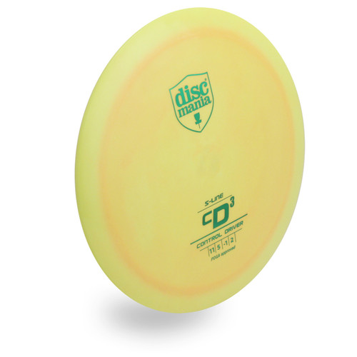 DISCMANIA S-LINE CD3 DISC GOLF CONTROL DRIVER