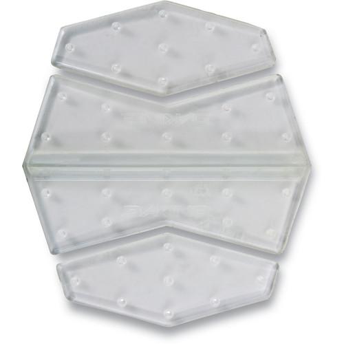 DAKINE MODULAR MAT SNOWBOARD STOMP PAD - Clear transparent