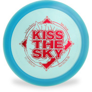 INNOVA CHAMPION DISC GOLF CHAMPION LUSTER STARFIRE 2005 KISS THE SKY - 152g