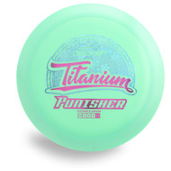 DISCRAFT TITANIUM PUNISHER DRIVER GOLF DISC