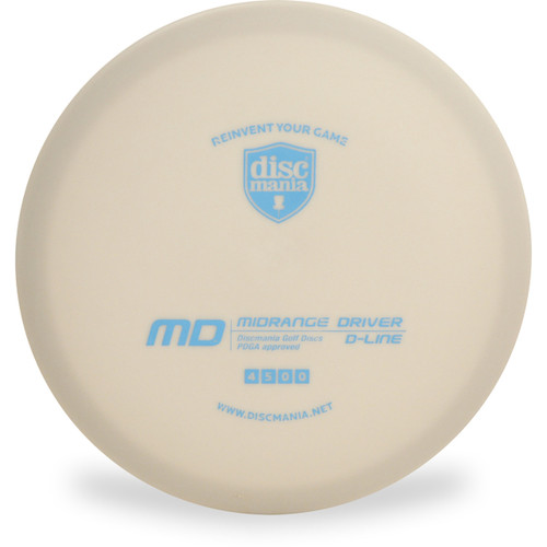 DISCMANIA D-LINE MD DISC GOLF MID-RANGE