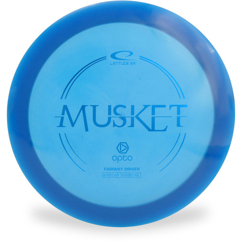 LATITUDE 64 OPTO MUSKET DISC GOLF DRIVER