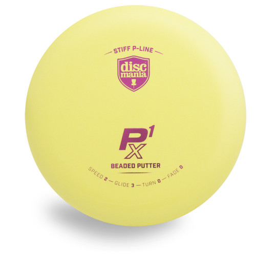DISCMANIA P-LINE P1X - DISC GOLF PUTTER