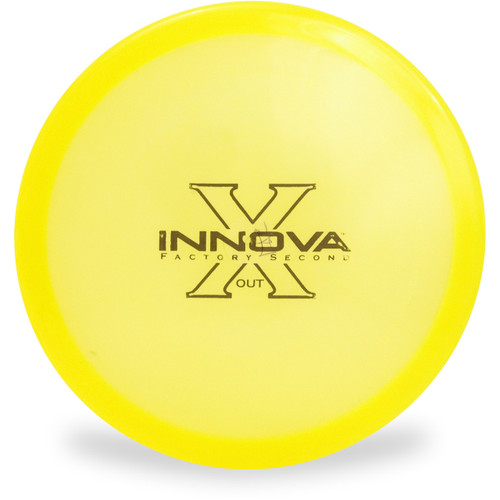 INNOVA CHAMPION GATOR MISPRINT 175G Yellow