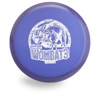 Innova CHAMPION WOMBAT3 Mid-Range Golf Disc - purple front view