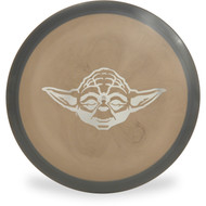 Discraft Z BUZZZ - YODA Star Wars Disc Golf Midrange Front View
