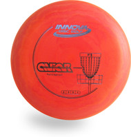 Innova DX AVIAR - SUPER LIGHT Putter & Approach - front view red