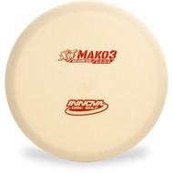Innova XT MAKO3 Mid-Range Golf Disc White Top View