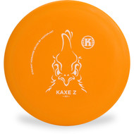 Kastaplast K3 KAXE Z Mid-Range Golf Disc Top View