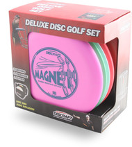 DISCRAFT DELUXE BOX SET FOR DISC GOLF