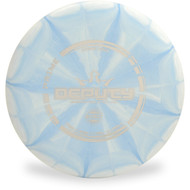 Dynamic PRIME BURST DEPUTY Disc Golf Putter Top View