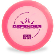 Dynamic LUCID AIR DEFENDER Driver Top View Pink