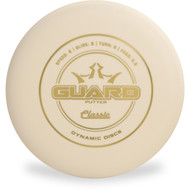 Dynamic Discs CLASSIC GUARD Putter & Approach Top View