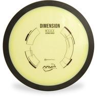 MVP NEUTRON DIMENSION Driver Yellow Top View