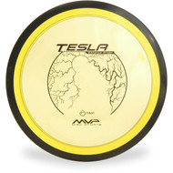 MVP PROTON TESLA Yellow Top View