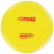 Innova XT ROCX3 Mid-Range - top view of yellow disc