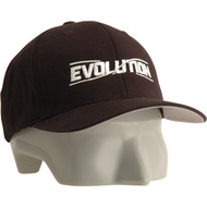 Discmania EVOLUTION Hat Black Top View