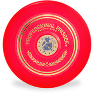 Wham-O PROFESSIONAL Model FRISBEE w/ clean label Top View
