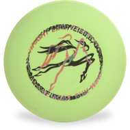 Innova COBRA WRIGHT LIFE MOST FUN WINS Triple Stamp - 174g Top View