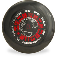 Discraft SKY-STYLER '87 WFDF Tournament Top View