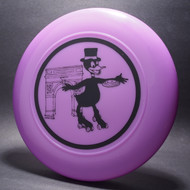 Sky-Styler Paris Duck Disc and Skates Purple w/ Black