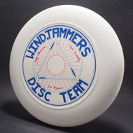 Sky-Styler Windjammers Disc Team White w/ Red and Blue Matte