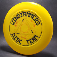 Sky-Styler Windjammers Disc Team Yellow w/ Red and Black Matte