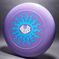 Gub Purple w/ White and Blue Matte