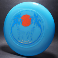 7th Annual SB Open Blue w/ Red Matte, Blue and Gold Foil (3 colors)-T80