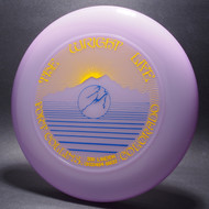 The Wright Life Fort Collins Colorado Purple w/ Yellow and Blue Matte