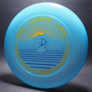 The Wright Life Fort Collins Colorado Blue w/ Yellow and Blue Matte