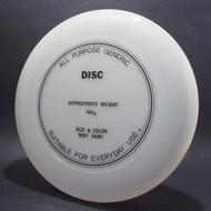 Sky-Styler Generic Disc Clear w/ Black Matte-TR