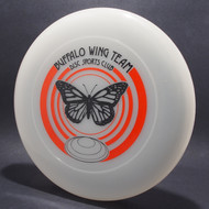 Buffalo Wing Team Disc Sports Club Clear w/ Red and Black Matte
