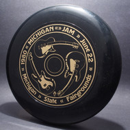 Sky-Styler Michigan Jam 1980 Black w/ Gold Foil