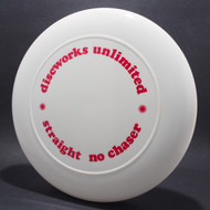 Sky-Styler Discworks Unlimited White w/ Red Matte