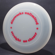 Sky-Styler Discworks Unlimited Clear w/ Red Matte