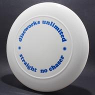 Sky-Styler Discworks Unlimited White w/ Blue Matte